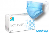 An image of Medical Face Masks (Type IIR)