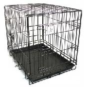 An image of Metal Pet Crate