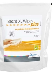 An image of Bechtofix XL Disinfecting Wipes bag (90 pk) Alcohol
