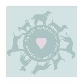 An image of Circle of Dog Sympathy Cards (25)