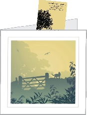 An image of Cat Gateway Sympthy Cards With Seeds (25)