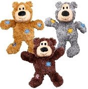 An image of Kong WildKnots Bears Medium/Large (Assorted Colours)