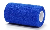 An image of Vetwrap 10cm x 4.5m Individually Wrapped (18) (Blue Only)