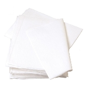 An image of White Disposable Bed Sheet Size : 229 x 140cm (50)