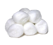 An image of Cotton Balls ( 500)