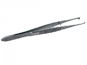 An image of Graeffe Fixation Forceps Ophthal