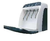 An image of iCare C2 - Maintenance Unit 2 x Motorized E-Type Fittings + 2 x M4 Fittings