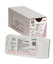 An image of Johnson & Johnson Ethicon Sutures Vicryl Rapide 3/0 (W9923)