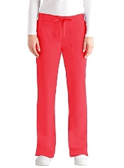 An image of Bailey Tapered Pant True Red XS