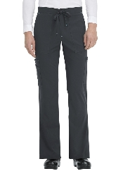 An image of Koi basic luke Trousers Charcoal Large (tall)