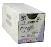 An image of Ethicon Coated VICRYL® Taper Point Plus