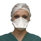 An image of Facemate Flat Fold Respirator Mask FFP2 NR (25)