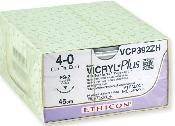 An image of Vicryl Plus 4/0 USP Suture 45cm 19mm 3/8 Circle RC (36)