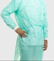 An image of Sterile Standard Gown Green  x 50 pack
