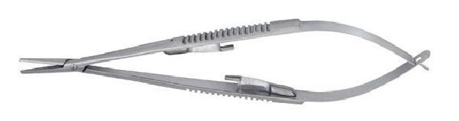An image of Castroroviejo Eye Needle Holder 14cm