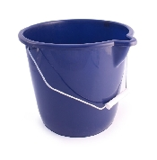 An image of 10 Litre Bucket (Blue)