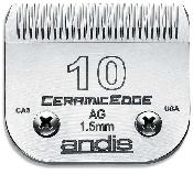 An image of Andis CeramicEdge® Detachable Blade #10