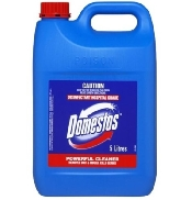 An image of Domestos Thick Bleach 5L