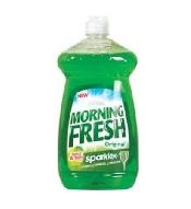 An image of Morning Fresh Washing Up Liquid (Original) 500ml