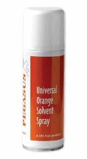 An image of Pegasus Orange Solvent Spray (200ml)