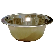 An image of Feeding Bowl Taper St/St