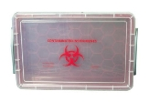 An image of InstruBox Instrument Transport Box - RED