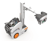 An image of Carestream DRX-Revolution