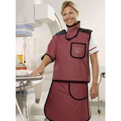 An image of ProtecX Two Piece Apron - Lightweight Lead